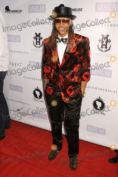 Aries Jones Photo - 13 December 2014 - Beverly Hills, California - Aries Jones. MHLM Launches Au Courant Collection at Tastemakers Gala held at Chakra Beverly Hills. Photo Credit: Byron Purvis/AdMedia