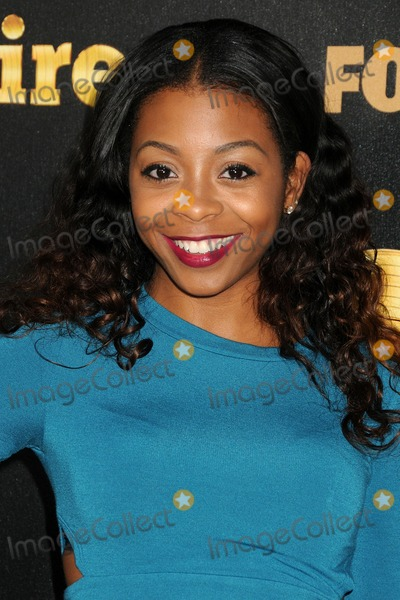 "Bresha Webb Photo - 6 January 2015 - Hollywood, California - Bresha Webb. ""Empire"" Los Angeles Premiere held at the Cinerama Dome. Photo Credit: Byron Purvis/AdMedia"