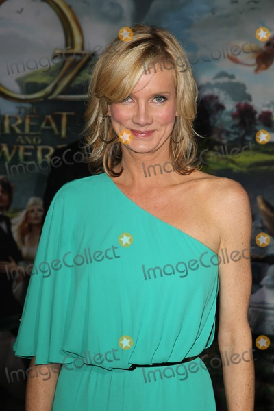 "Beth Littleford Photo - 13 February 2013 - Hollywood, California - Beth Littleford. ""OZ The Great And Powerful"" - Los Angeles Premiere Held At El Capitan Theatre. Photo Credit: Kevan Brooks/AdMedia"