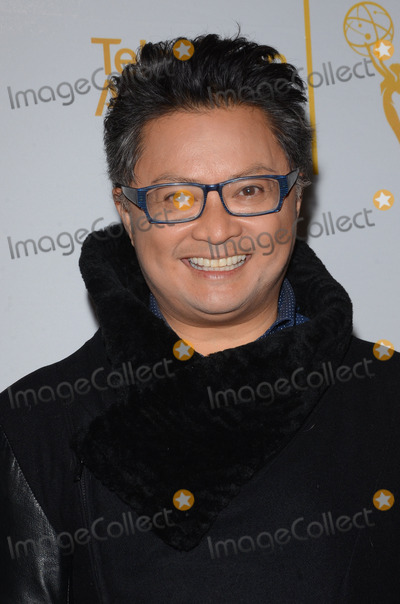 """Alec Mapa Photo - 15 December 2014 - North Hollywood, California - Alec Mapa. Television Academy presents an evening with """"The Fosters"""" held at El Portal Theater in North Hollywood, Ca. Photo Credit: Birdie Thompson/AdMedia"""