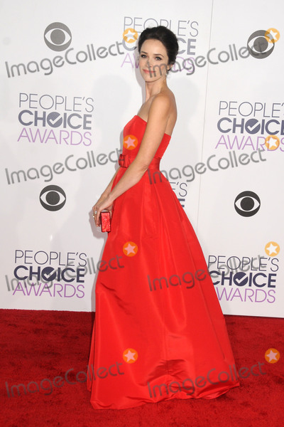 Abigail Spencer Photo - 6 January 2016 - Los Angeles, California - Abigail Spencer. People's Choice Awards 2016 - Arrivals held at The Microsoft Theater. Photo Credit: Byron Purvis/AdMedia