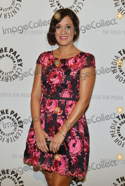 """Angelique Cabral, The Cast, Angelique  Cabral Photo - 07 January 2014 - Beverly Hills, California - Angelique Cabral. """"Enlisted"""" Los Angeles Premiere Screening and conversation with the cast and creative team presented by The Paley Center For Media. Photo Credit: Christine Chew/AdMedia"""