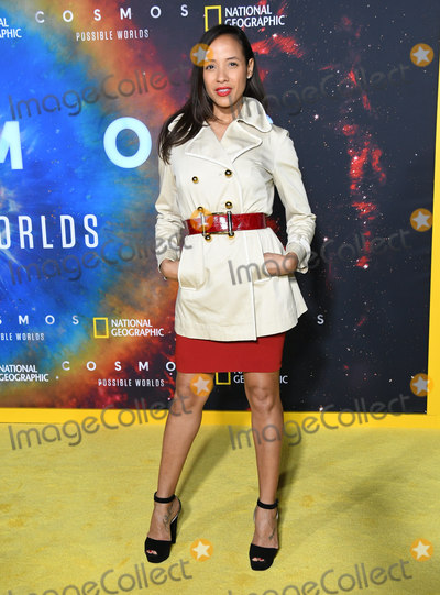 "Dania Ramirez Photo - 26 February 2020 - Los Angeles, California - Dania Ramirez. National Geographic's ""Cosmos: Possible World"" Los Angeles Premiere held at UCLA, Royce Hall. Photo Credit: Birdie Thompson/AdMedia"