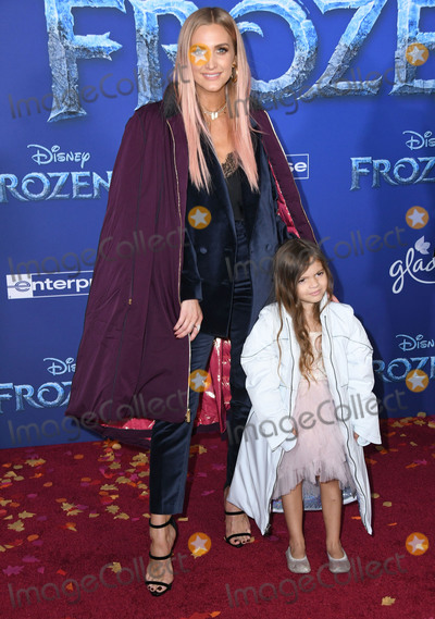 "Ashlee Simpson Photo - 07 November 2019 - Hollywood, California - Ashlee Simpson. Disney's ""Frozen 2"" Los Angeles Premiere held at Dolby Theatre. Photo Credit: Birdie Thompson/AdMedia"