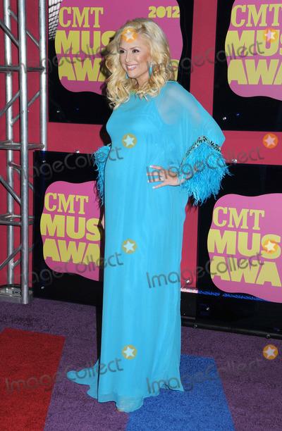 Allison DeMarcus Photo - 06 June 2012 - Nashville, Tennessee - Allison Demarcus. 2012 CMT Music Awards held at Bridgestone Arena. Photo Credit: Laura Farr/AdMedia
