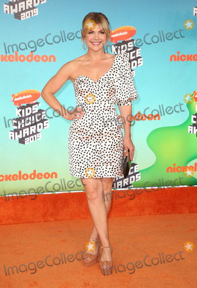 Stevie Nelson Photo - 23 March 2019 - Los Angeles, California - Stevie Nelson. 2019 Nickelodeon Kids' Choice Awards held at The USC Galen Center. Photo Credit: Faye Sadou/AdMedia