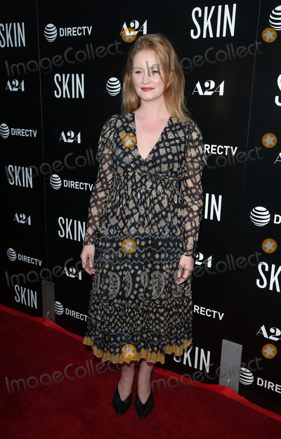 Photo - 11 July 2019 - Hollywood, California - Kimberly Van Der Beek. The Los Angeles Special Screening of Skin held at ArcLight Hollywood. Photo Credit: Faye Sadou/AdMedia