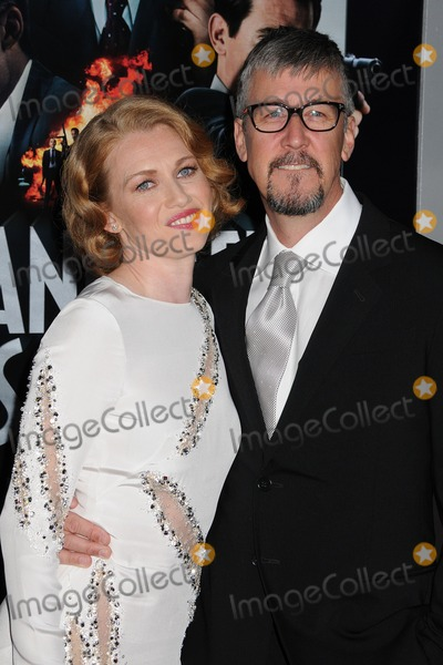 """Alan Ruck, Mireille Enos, Ruck, Grauman's Chinese Theatre Photo - 7 January 2013 - Hollywood, California - Mireille Enos, Alan Ruck. """"Gangster Squad"""" Los Angeles Premiere held at Grauman's Chinese Theatre. Photo Credit: Byron Purvis/AdMedia"""