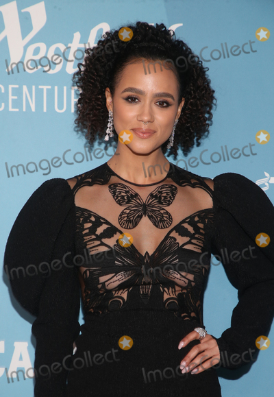 Nathalie Emmanuel, Nathalie ., Nathalie Emmanuelle Photo - 28 January 2020 - Beverly Hills, California - Nathalie Emmanuel. 22nd Costume Designers Guild Awards held at The Beverly Hilton Hotel. Photo Credit: FS/AdMedia