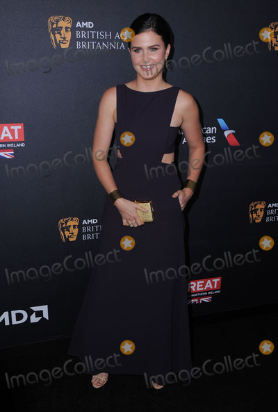 Amber Hodgkiss, Jaguares Photo - 28 October 2016 - Beverly Hills, California. Amber Hodgkiss. 2016 AMD British Academy Britannia Awards Presented by Jaguar Land Rover And American Airlines held at Beverly Hilton Hotel. Photo Credit: Birdie Thompson/AdMedia
