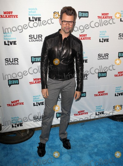 """Brad Goreski, Andy Cohen Photo - 14 May 2012 - West Hollywood, California - Brad Goreski. Bravo's Andy Cohen's Book Release Party For """"Most Talkative: Stories From The Front Lines Of Pop Held at SUR Lounge. Photo Credit: Kevan Brooks/AdMedia"""