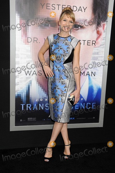 "Annie Marter Photo - 10 April 2014 - Westwood, California - Annie Marter. ""Transcendence"" Los Angeles Premiere held at The Regency Village Theatre. Photo Credit: Byron Purvis/AdMedia"