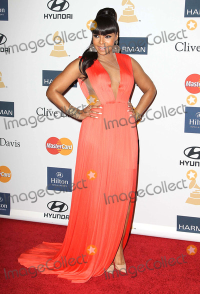 Ashanti, Clive Davis Photo - 09 February 2013 - Beverly Hills, California - Ashanti. Clive Davis And The Recording Academy's 2013 GRAMMY Salute To Industry Icons Gala held at The Beverly Hilton Hotel. Photo Credit: Kevan Brooks/AdMedia