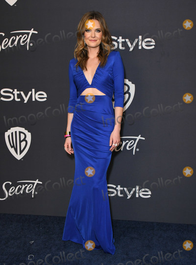 Meghann Fahy Photo - 05 January 2020 - Beverly Hills, California - Meghann Fahy. 21st Annual InStyle and Warner Bros. Golden Globes After Party held at Beverly Hilton Hotel. Photo Credit: Birdie Thompson/AdMedia