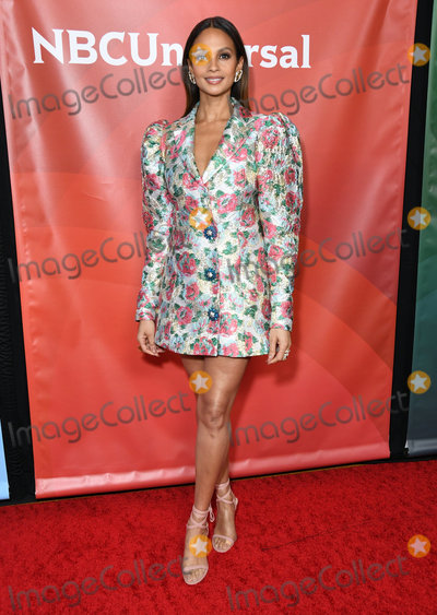 Alesha Dixon Photo - 11 January 2020 - Pasadena, California - Alesha Dixon. NBCUniversal Winter Press Tour 2020 held at Langham Huntington Hotel. Photo Credit: Birdie Thompson/AdMedia