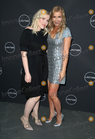 """Andrea Schroder, Natasha Bedingfield Photo - 16 August 2017 - Los Angeles, California - Natasha Bedingfield, Andrea Schroder. Lifetime's New Docuseries """"Growing Up Supermodel"""" Exclusive LIVE Viewing Party Hosted By Andrea Schroder. Photo Credit: F. Sadou/AdMedia"""