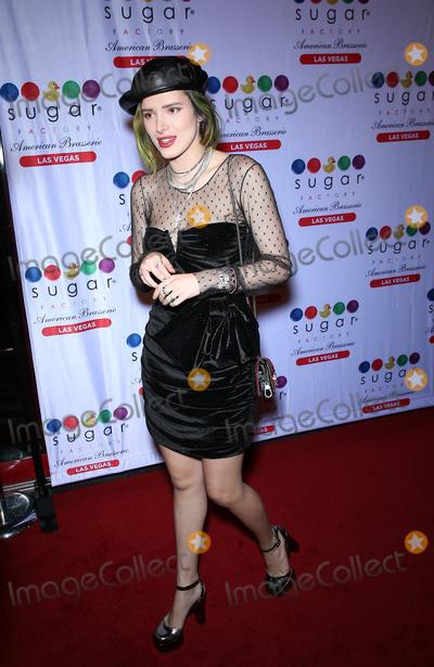 Bella Thorne Photo - 08 October 2018 - Las Vegas, NV - Bella Thorne.  Bella Thorne celebrates her 21st birthday at Sugar Factory American Brasserie inside Fashion Show. Photo Credit: MJT/AdMedia