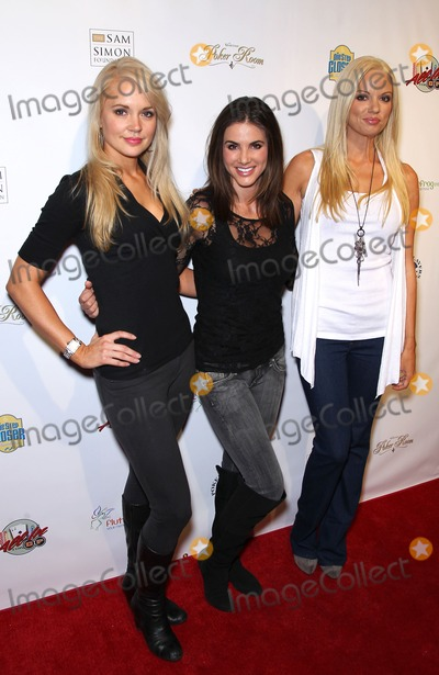 """Stacy Fuson, Lauren Anderson, Alison Waite Photo - 11 December 2010 - Las Vegas, Nevada - Stacy Fuson, Alison Waite, Lauren Anderson.  """"All In For CP"""" Celebrity Charity Poker Tournament to Benefit the One Step Closer Foundation at the Venetian Resort Hotel and Casino. Photo: MJT/AdMedia"""
