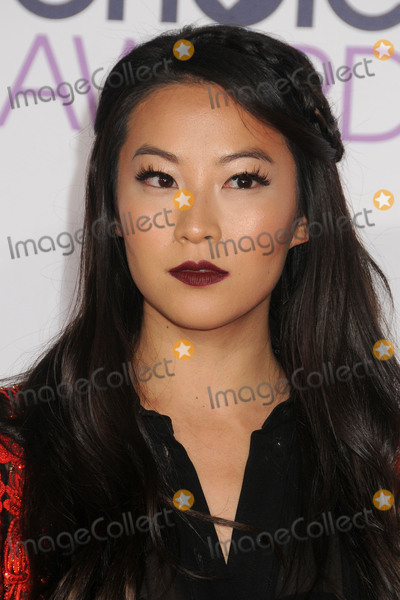 Arden Cho Photo - 6 January 2016 - Los Angeles, California - Arden Cho. People's Choice Awards 2016 - Arrivals held at The Microsoft Theater. Photo Credit: Byron Purvis/AdMedia