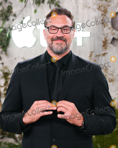 "Aleks Paunovic Photo - 21 October 2019 - Westwood, California - Aleks Paunovic. World Premiere of Apple TV+'s ""See"" held at Fox Village Theater. Photo Credit: Billy Bennight/AdMedia"