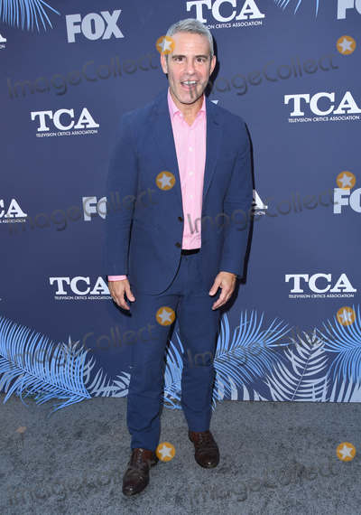Andy Cohen Photo - 02 August 2018 - West Hollywood, California - Andy Cohen. 2018 FOX Summer TCA held at Soho House. Photo Credit: Birdie Thompson/AdMedia