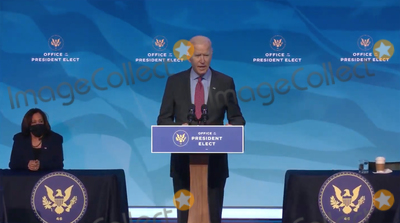 Joe Biden, Queen, Biden Transition Photo - United States President-elect Joe Biden delivers remarks introducing key members of his economic and jobs team from the Queen Theatre in Wilmington, Delaware on Friday, January 8, 2021. 