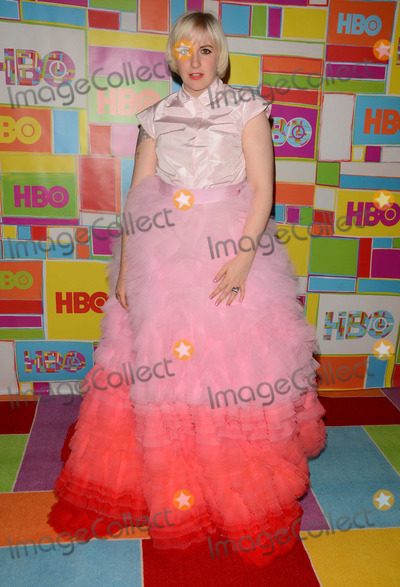 Lena Dunham Photo - 25 August 2014 - West Hollywood, California - Lena Dunham. Arrivals for HBO's Annual Primetime Emmy Awards Post Award Reception held at the Pacific Design Center in West Hollywood, Ca. Photo Credit: Birdie Thompson/AdMedia