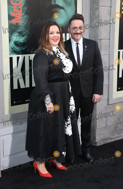 """Ben Falcone, TCL Chinese Theatre Photo - 5 August 2019 - Hollywood, California - Melissa McCarthy, Ben Falcone. Premiere Of Warner Bros Pictures' """"The Kitchen"""" held at TCL Chinese Theatre. Photo Credit: FSadou/AdMedia"""