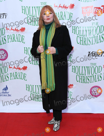 Andrea Evans, The 88 Photo - 01 December 2019 - Hollywood, California - Andrea Evans. The 88th Annual Hollywood Christmas Parade  held at Hollywood Blvd.. Photo Credit: Birdie Thompson/AdMedia