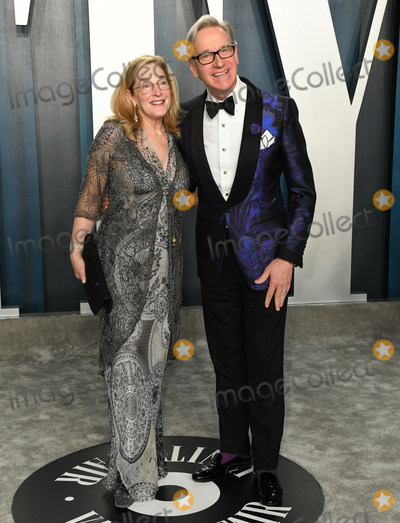 Paul Feig, Wallis Annenberg Photo - 09 February 2020 - Los Angeles, California - . 2020 Vanity Fair Oscar Party following the 92nd Academy Awards held at the Wallis Annenberg Center for the Performing Arts. Photo Credit: Birdie Thompson/AdMedia