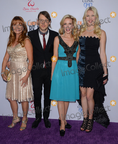 """Glen Campbell, Jane Seymour, Kim Campbell, Ashley Campbell, Shannon Campbell Photo - 11 November 2014 - Los Angeles, California - Jane Seymour, Shannon Campbell, Kim Campbell, Ashley Campbell. Arrivals for the Los Angeles premiere of """"Glen Campbell: I'll Be Me"""" held at The Pacific Design Center in Los Angeles, Ca. Photo Credit: Birdie Thompson/AdMedia"""