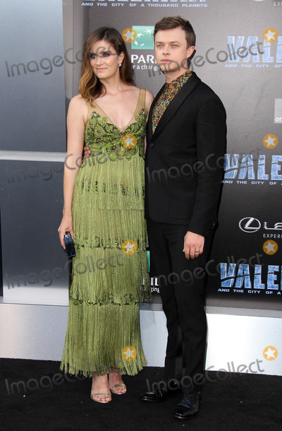 Anna Wood, TCL Chinese Theatre, Anna Maria Perez de Taglé, Hüsker Dü, Isaach De Bankolé Photo - 17 July 2017 - Los Angeles, California - Dane DeHaan and Anna Wood. Valerian and the City of a Thousand Planets World Premiere held at TCL Chinese Theatre in Hollywood. Photo Credit: AdMedia