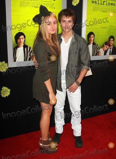 """Billy Unger, Wallflowers Photo - 10 September 2012 - Hollywood, California - Billy Unger. Premiere Of Summit Entertainment's """"The Perks Of Being A Wallflower"""" Held At ArcLight Cinemas. Photo Credit: Kevan Brooks/AdMedia"""