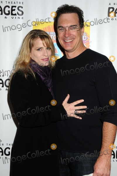 "Patrick Warburton Photo - 6 January 2011 - Hollywood, California - Patrick Warburton and wife Cathy Jennings. ""Hair"" Play Opening held at the Pantages Theatre. Photo: Byron Purvis/AdMedia"
