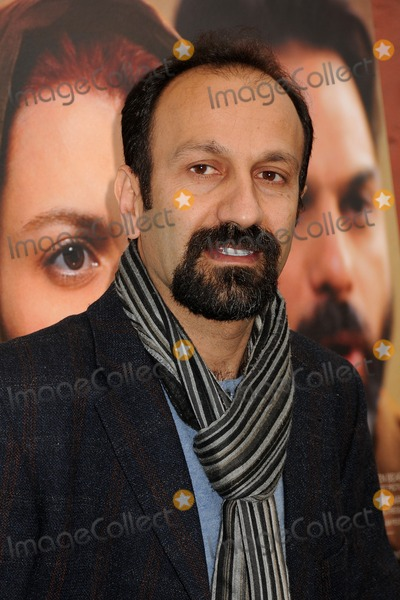 Asghar Farhadi, Foreigner Photo - 14 January 2012 - Hollywood, California - Asghar Farhadi. American Cinematheque 69th Annual Golden Globe Awards Foreign-Language Nominee Directors Panel held at the Egyptian Theatre. Photo Credit: Byron Purvis/AdMedia