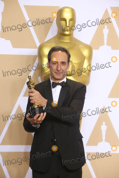Alexandre Desplat Photo - 04 March 2018 - Hollywood, California - Alexandre Desplat. 90th Annual Academy Awards presented by the Academy of Motion Picture Arts and Sciences held at the Dolby Theatre. Photo Credit: F. Sadou/AdMedia
