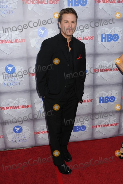 """Aaron McPherson Photo - 19 May 2014 - Beverly Hills, California - Aaron McPherson. """"The Normal Heart"""" Los Angeles Premiere held at The WGA Theater. Photo Credit: Byron Purvis/AdMedia"""