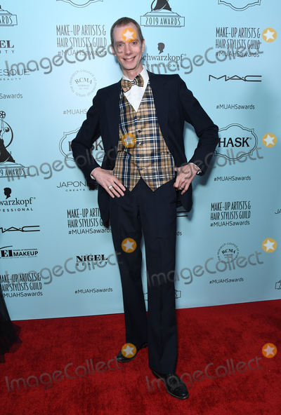 Doug Jones Photo - 16 February 2019 - Los Angeles, California - Doug Jones. The 6th Annual Make-Up Artists and Hair Stylists Guild Awards held at The Novo at L.A. Live. Photo Credit: Birdie Thompson/AdMedia