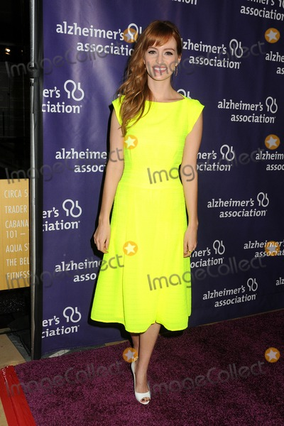 """Ahna O'Reilly, Ahna O?Reilly Photo - 21 March 2012 - Beverly Hills, California - Ahna O'Reilly. 20th Anniversary Alzheimer's Association """"A Night at Sardi's"""" held at the Beverly Hilton Hotel. Photo Credit: Byron Purvis/AdMedia"""