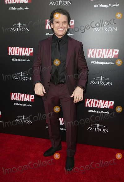 "Alan Abeyta Photo - 31 July 2017 - Hollywood, California - Alan Abeyta. ""Kidnap"" Los Angeles premiere held at Arclight Hollywood in Hollywood. Photo Credit: F. Sadou/AdMedia"