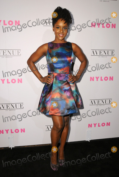Antionette Robertson Photo - 01 May 2017 - Hollywood, California - Antionette Robertson. 2017 Annual NYLON Young Hollywood Party held at Avenue Los Angeles in Hollywood. Photo Credit: Birdie Thompson/AdMedia