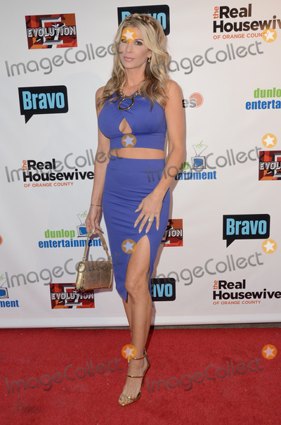 "Alexis Bellino Photo - 16 June 2016 - Hollywood. Alexis Bellino. Arrivals for Bravo's ""The Real Housewives of Orange County"" Season 11 Premiere Party and 10 Year Celebration held at Boulevard3. Photo Credit: Birdie Thompson/AdMedia"