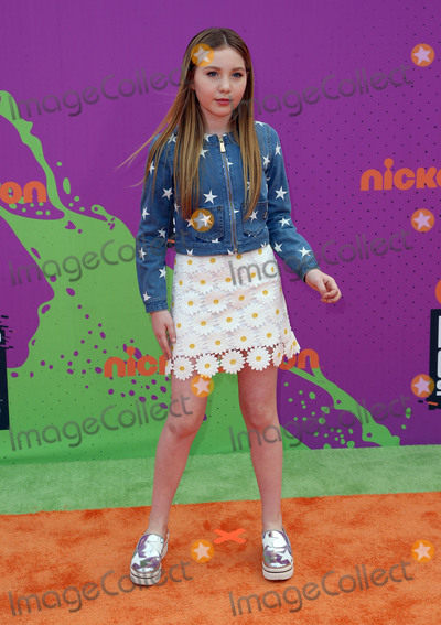 Ella Anderson Photo - 13 July 2017 - Los Angeles, California - Ella Anderson. Nickelodeon Kids' Choice Sports Awards 2017 held at Pauley Pavilion. Photo Credit: F. Sadou/AdMedia