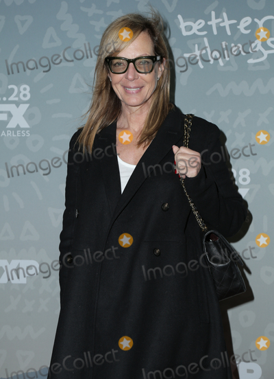 Allison Janney, Edythe Broad Photo - 26 February 2019 - Santa Monica, California - Allison Janney. Premiere Of FX's 'Better Things' Season 3 held at The Eli and Edythe Broad Stage. Photo Credit: PMA/AdMedia.