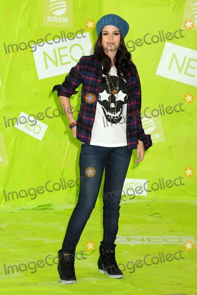 Selena Gomez, Gomez Photo - 20 November 2012 - Los Angeles, California - Selena Gomez. Adidas NEO Label Signs Selena Gomez as New Style Icon and Designer held at 1745 E 7th Street. Photo Credit: Byron Purvis/AdMedia