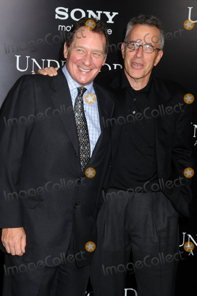 "Gary Lucchesi, Tom Rosenberg, Underworld, Grauman's Chinese Theatre Photo - 19 January 2012 - Hollywood, California - Gary Lucchesi and Tom Rosenberg. ""Underworld Awakening"" Los Angeles Premiere held at Grauman's Chinese Theatre. Photo Credit: Byron Purvis/AdMedia"