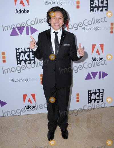 Anthony Gonzalez Photo - 26 January 2018 - Beverly Hills, California - Anthony Gonzalez. 68th Annual ACE Eddie Awards held at Beverly Hilton Hotel. Photo Credit: Birdie Thompson/AdMedia