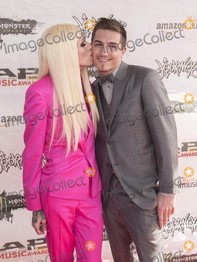 Jeffree Star Photo - 18 July 2016 - Columbus, Ohio - Jeffree Star and boyfriend Nathan Schwandt attend the Alternative Press Music Awards 2016 held at Jerome Schottenstein Center. Photo Credit: Jason L Nelson/AdMedia