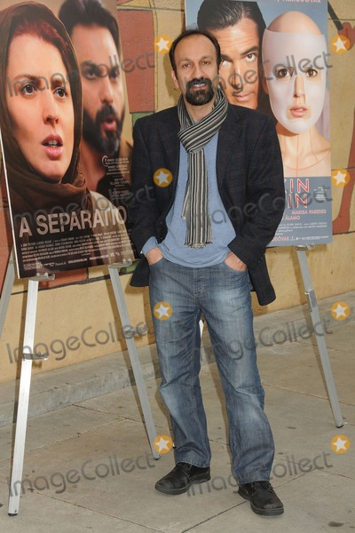 Asghar Farhadi, Foreigner Photo - 14 January 2012 - Hollywood, California - Asghar Farhadi. American Cinematheque 69th Annual Golden Globe Awards Foreign-Language Nominee Directors Panel held at the Egyptian Theatre. Photo Credit: Byron Purvis/AdMedia
