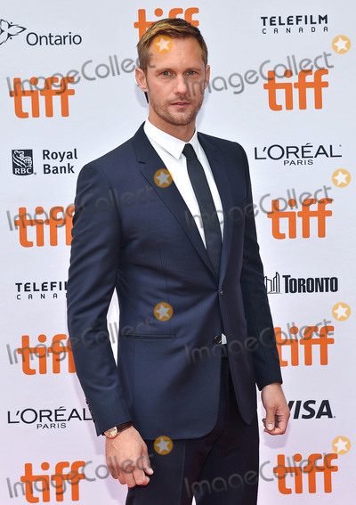 "Alexander Skarsgrd, Princess of Wales, Wale Photo - 08 September 2018 - Toronto, Ontario, Canada - Alexander Skarsgrd. ""The Hummingbird Project"" Premiere - 2018 Toronto International Film Festival held at the Princess of Wales Theatre. Photo Credit: Brent Perniac/AdMedia"